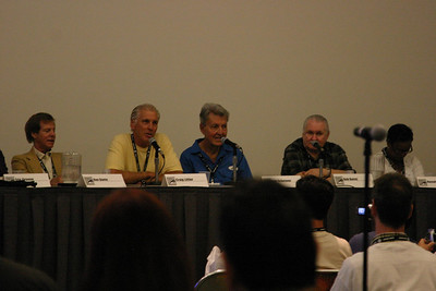 Filmation Panel at Comic-Con 2007