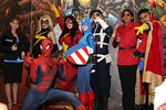 Avengers Cosplayers